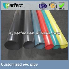 China 200mm Large Diameter PVC Water Pipe Prices Wholesalers