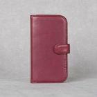 Bifold leather wallet for Samsung i9300 case wallet