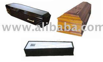 Transport coffin
