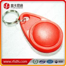 125khz Rfid Key Tag Tk4100 Keytag