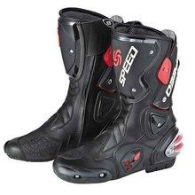 2013 nova moda sexy botas de motociclista / motocross acessó