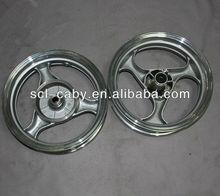 GY6 150 Aluminum wheels