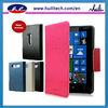 Hot New design mobile phone flip case for Nokia Lumia820/920