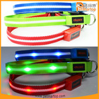 glowing pet collar TZ-PET6100 led light dog collar