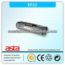 Compatible toner cartridge box for canon Model EP22 with good toner packing