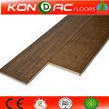 Cliquez verrouillé Strand tissé bambou carbonisé bois d'ingénierie parquet