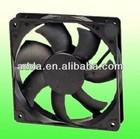 DC cooling fan 120x120x25mm AD12025 dc brushless fan 5v