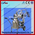 2013 baixo preço açoinoxidável máquinas de ordenha máquina de leite de cabra
