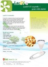LacSY-01 soymilk starter