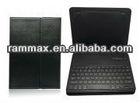 metal bluetooth wireless keyboard for new ipad/ipad2/4