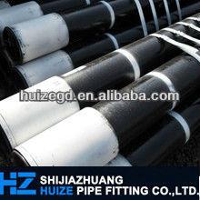 fluid or oil tube api5l carbin steel seamless pipe