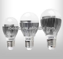 5W 7W 9W LED bulb light, LED bulb lighting,15w LED light bulb voice actived LED bulb
