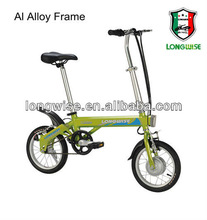 Folding Electric Bicycle with 24V Li-ion battery