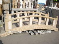 Good Sale ! Hand carved stone bridge for garden