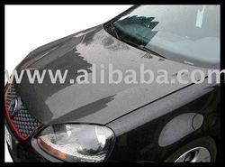 Carbon hood VW Golf V