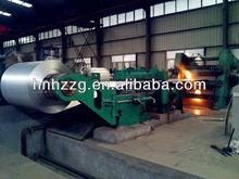 Aluminum continuous casting & rolling line