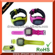 New lauching 4-in-1 Digital Scorekeeping Wristband Watch Rubber Golf Watches (30,000+ courses)