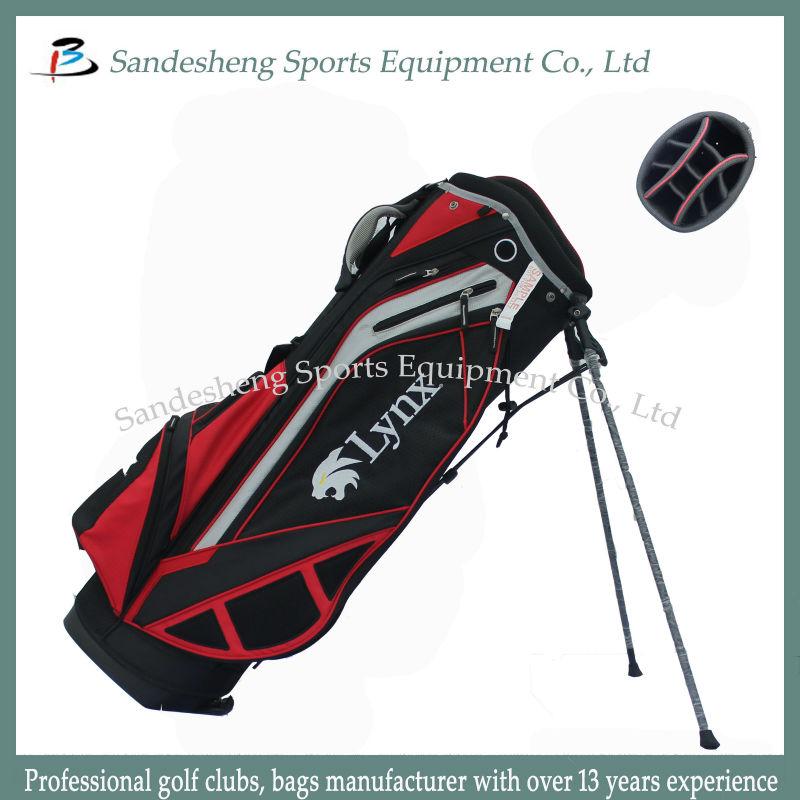 Custom Make Portable Golf Club Bag