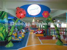 GMD Fashion indoor playground theme park decorations