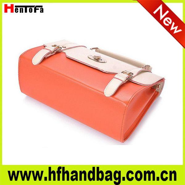 2013 neue mode-taschen damenhandtaschen, innovatives Design mit metallteile