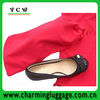 promotional gift velvet shoe bag