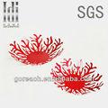 المرجان-- على شكل صفيحة الحديد فواكه صور