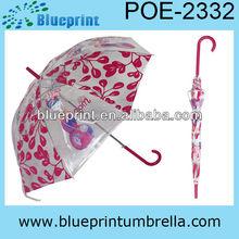 Stylish young ladies' POE umbrella designs of dresses