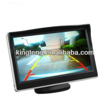 DC12V Exclusive Car Monitor 5Inch (KT-5033)