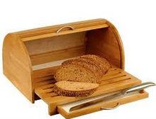 5152 Bamboo Bread Box