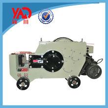 Peso leve flat bar máquina de corte/aço vergalhão cortador de máquina
