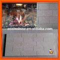 A prueba de fuego duradero estufa/chimenea de ladrillo vermiculita del panel, ladrillo refractario