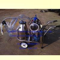 single cow portable milking machine / cow milker/sheep cow milking machine
