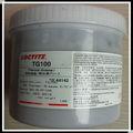 Loctite tg100 conductor térmico material de silicona para el led/ventilador de la cpu del disipador de calor