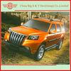 big gasoline SUV 4x4 drive car made in China