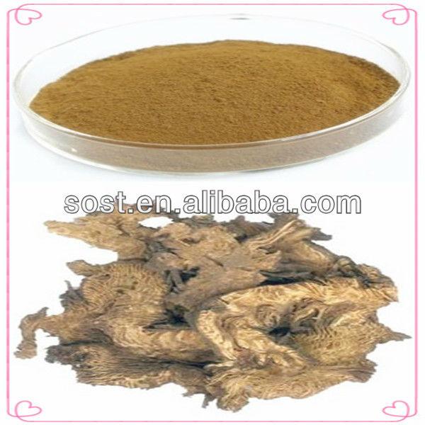 natural herbal medicine powder of black cohosh