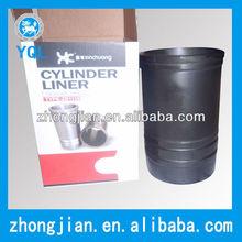ZS1115 Cylinder Liner black ,Diesel engine parts single cylinder