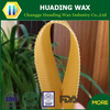 Order the size natural bee wax material free sampel bee wax sheet