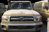 2012 HZJ76 Hardtop Diesel Land Cruiser for Sale