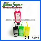2014 new silicone sanitizer gel holder