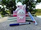Fashionable Stylish rabbit shape Silicone mobile phone Cover