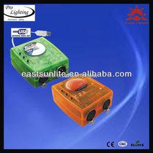 Computer interface control box USB console/controller