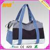 good quality canvas foldable travel bag(NV-TB151)