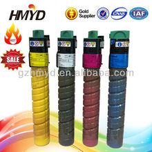 Toner cartridge supplier low toner cartridge price supply Aficio MP C2051 C2551 used copier color powder cartridge