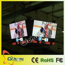 Basketball stadium indoor led full color screen display