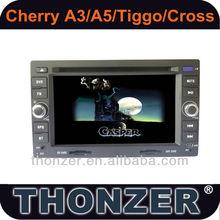Car dvd gps for Cherry A3/A5/Tiggo/Cross