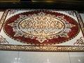 el iraq popular de cerámica de oro pulido azulejo de la alfombra
