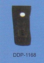 bainha de couro da faca dobrável 13 cm