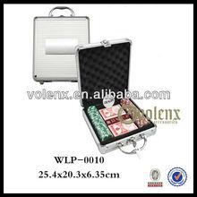 Shenzhen Small Aluminium Poker Chip Set Box