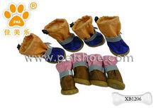 JML 2013 Waterproof Nylon Dog Boots,Dog Socks,High Leg Boots for Dog,Waterproof Dog Rain Shoes,Pet accessories,xb1206