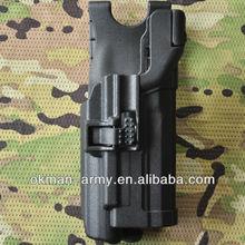 High quality gun/Holster military waist blackhawk LV3-LIGHT USP holster police tactical gun,